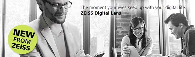 ZEISS Digital Lens in Beaumont, TX