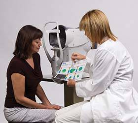 OPD Scan Refractive Power & Corneal Analyzer