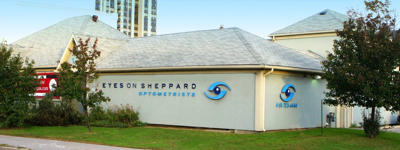 Eyes On Sheppard outside