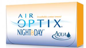 AIR OPTIX NIGHTDAY AQUA Contact Lenses 583 x 322