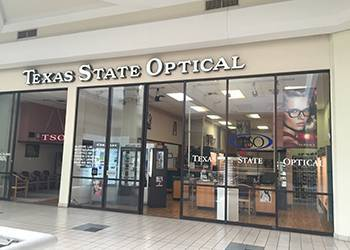 Texas State Optical in Ingram Park Mall, San Antonio