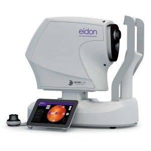 eidon retinal scanner