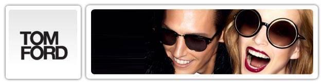 Tom Ford designer glasses and sunwear