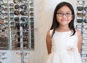 Girl Wearing Glasses, TSO Victoria
