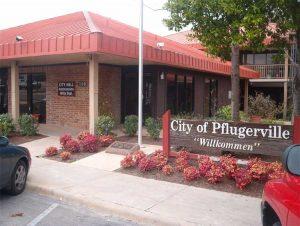Pflugerville, Texas City Hall, Eye Doctor, Eye Exam