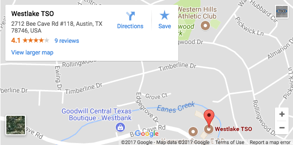 Austin Eye Doctor & Eye Exams | TSO Westlake