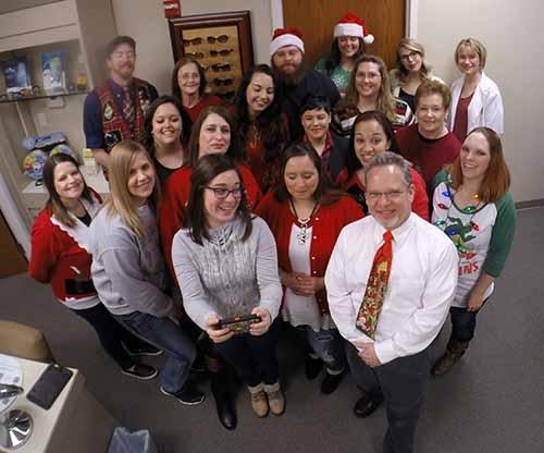 TSO Wichita Falls Staff