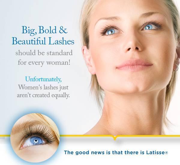 Latisse Lash Treatment at TSO Spring