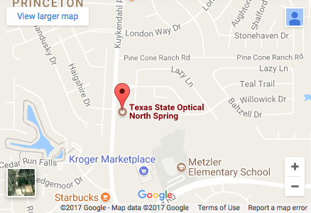 Texas State Optical North Spring