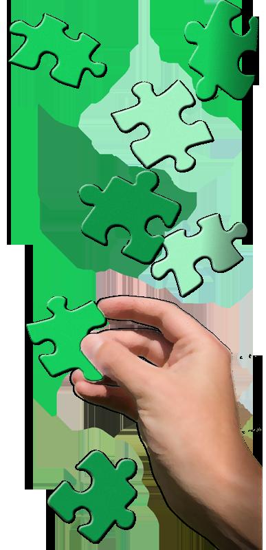 hand puzzel