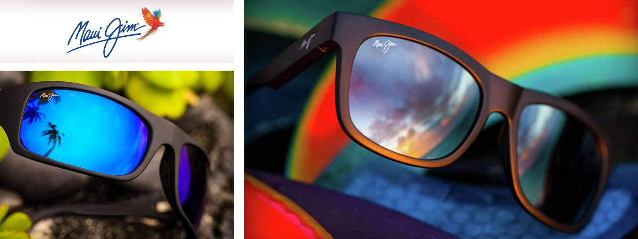 Maui Jim at EYEcenter Optometric