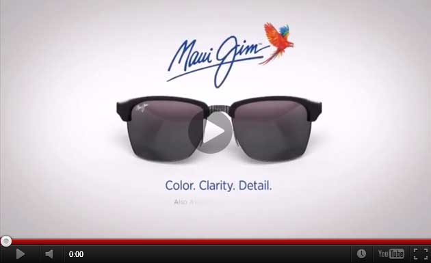 Maui Jim at EYEcenter Optometric Youtube Video