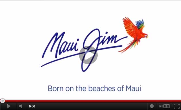 Link to Youtube video about Maui Jim Sunglasses at EYEcenter Optometric