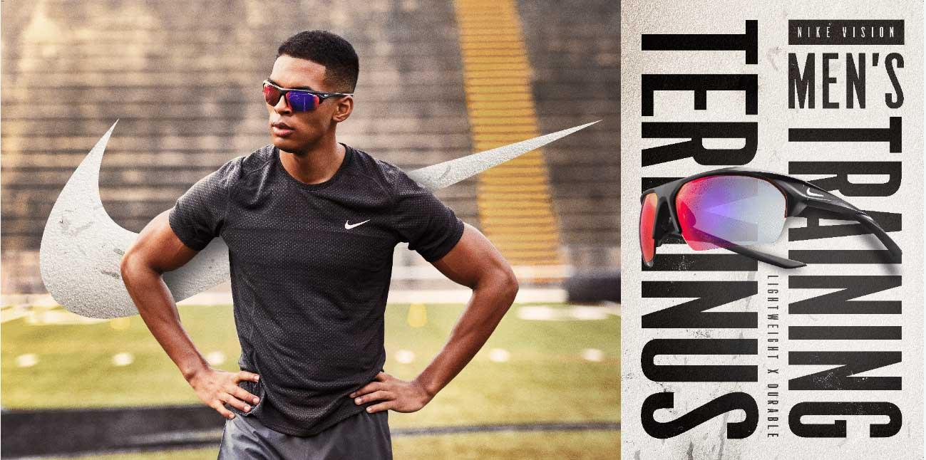 Nike Vision Training Terminus at EYECenter Optometric