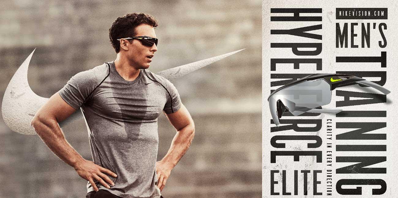 Nike Vision Training Hyperforce Elite eyewear at EYECenter Optometric