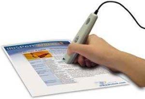 pen scanner on paper1