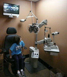 eye exam Eugene, OR