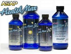 SAP Health Max Silver Supplement