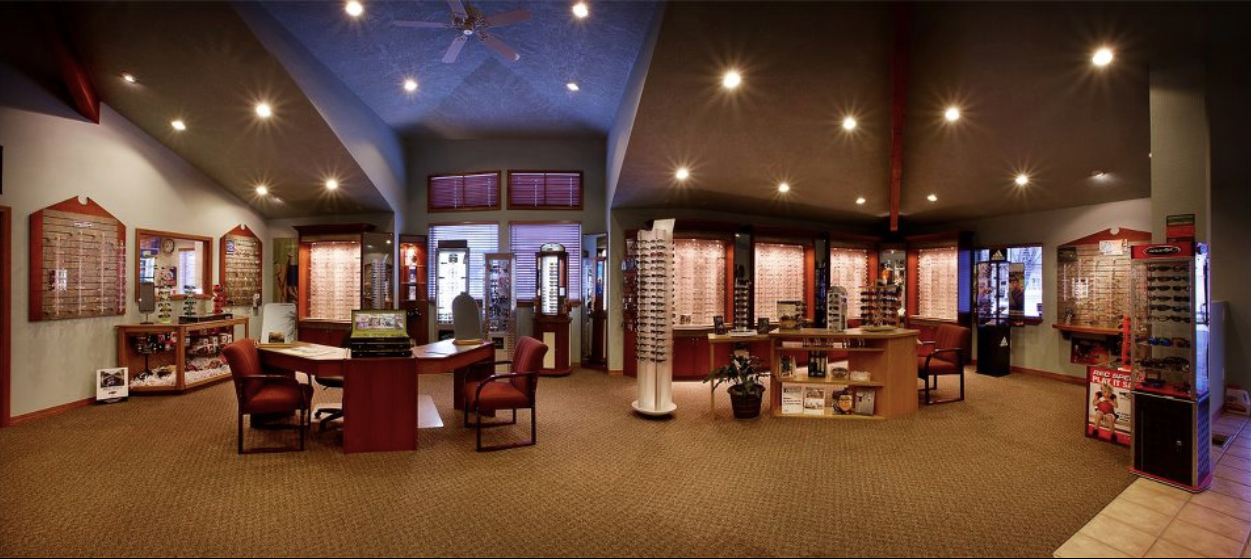 Big sky eye care interior
