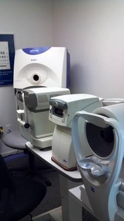 eye exam canton