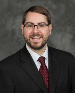 Dr. Jeremy Fowler, optometrist in Crestwood Kentucky