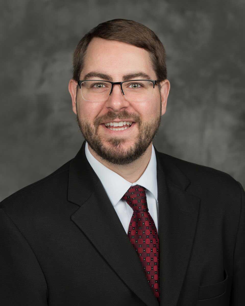 Dr. Jeremy Fowler, optometrist in Crestwood Kentucky