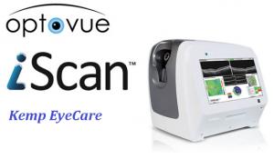 kemp eyecare - optovue iscan
