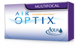 AIR OPTIX® AQUA Multifocal contact lenses - Eye Care - Clay, NY