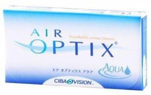 Air Optix monthly