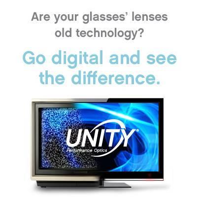 VSP Unity custom digital lenses Progressive lenses