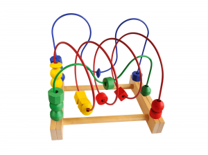 Coleman Vision - Bead roller coaster