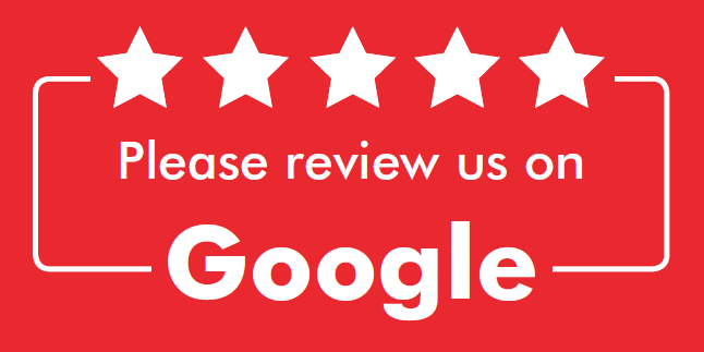 Please Review Us on Google plus