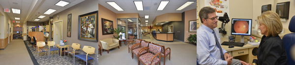 our Greensboro clinic | Miller Vision Specialties in Greensboro NC