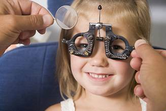 pediatric eye doctor spring tx
