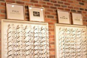 Prescription glasses at Martin Optometry in Milton ON