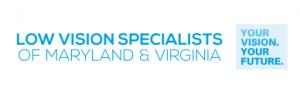 low vision site logo