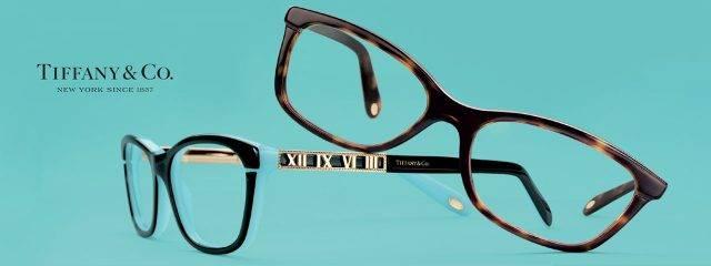 Eye doctor, pair of Tiffany eyeglasses in Lake Mary & Orlando, FL