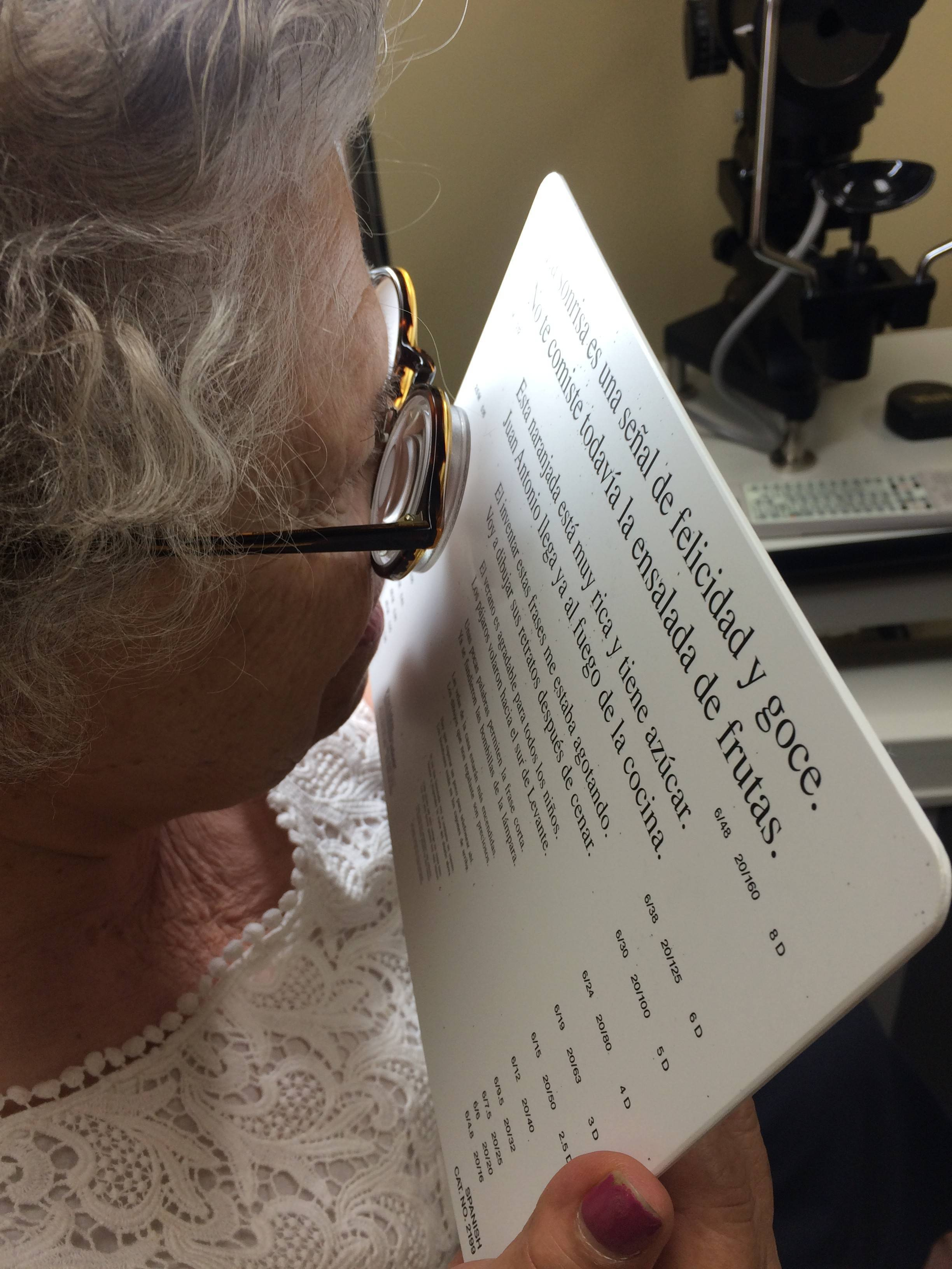 High Power Microscope Glasses for reading e1472054506542