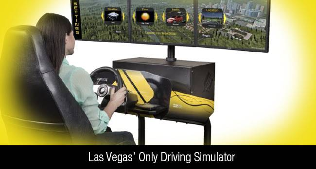 Driving Simulator - teen driving academy