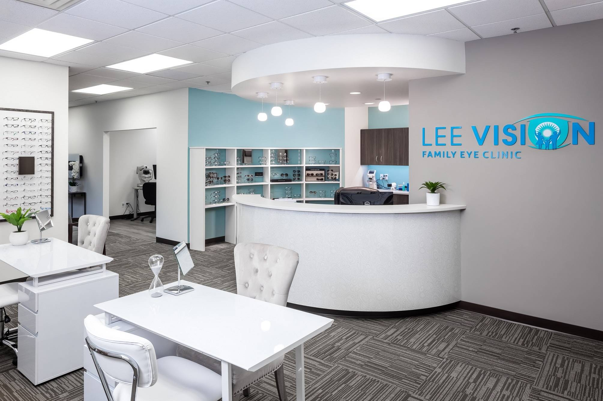 Wel e to Lee Vision Family Eye Clinic Lee Vision Family Eye Clinic