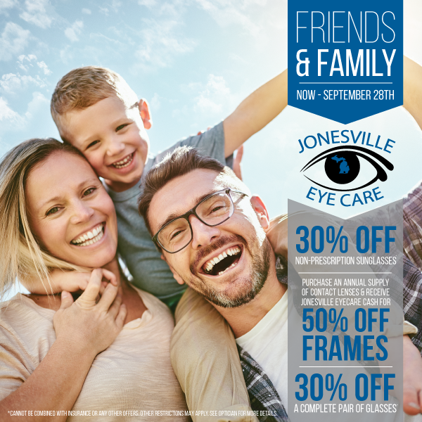 Q3 FriendsAndFamily JonesvilleEyecare Email
