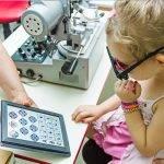 Young Girl Child Eye Exam 1280x853 150x150