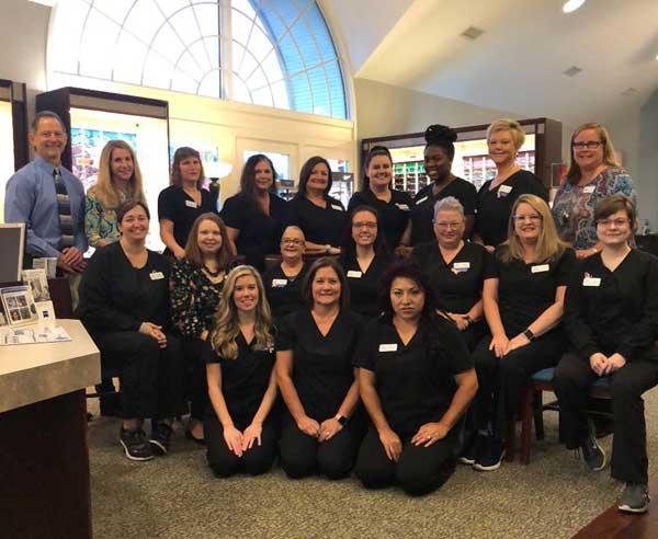 The Staff of Complete Eye Care in Belmont, NC