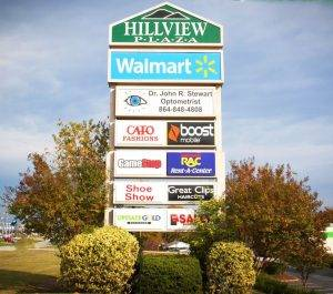 stewart family eyecare walmart sign compressed edited