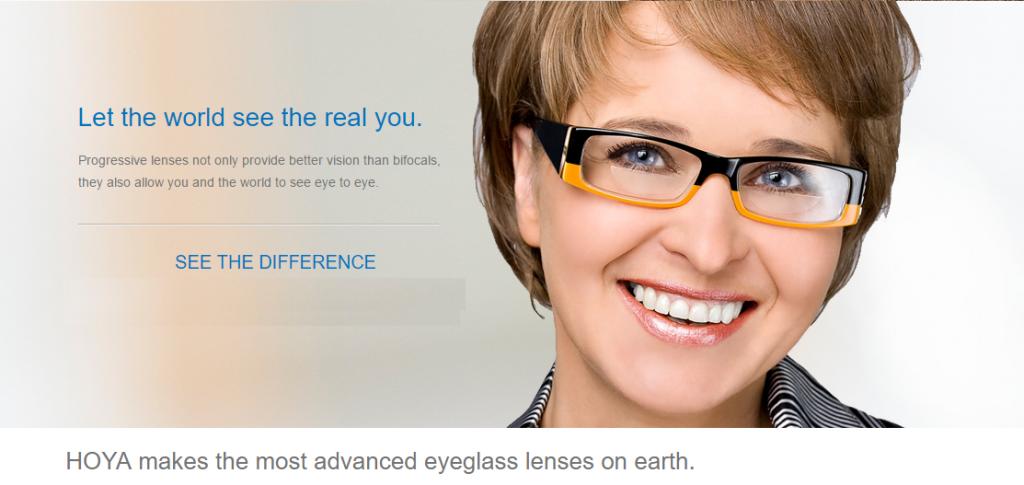 Latest Lens technology at Mississippi Eyecare Associates Essilor and Hoya Lenses in Mississippi