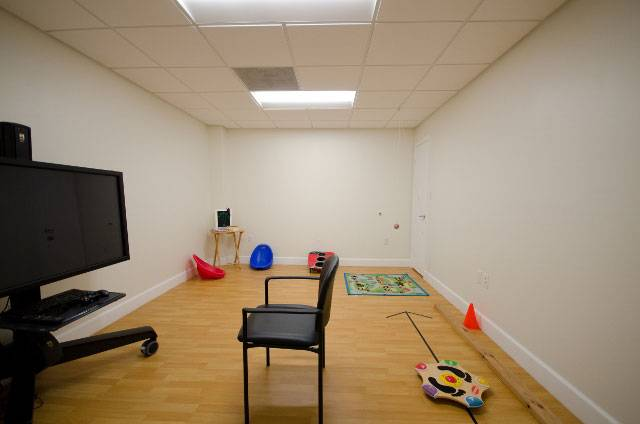 Vision Therapy Treatment Room - Vision Therapy at Exceptional Vision in Miami, Florida