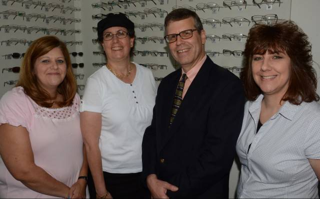 Dr. Margolies & Staff | Margolies Eye Care