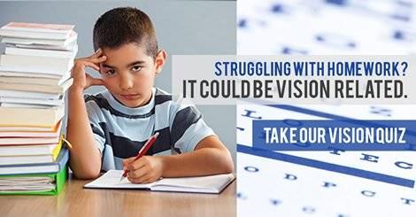Take our vision quiz