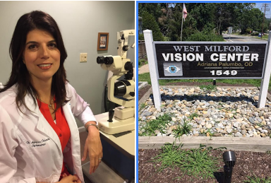 West Milford, West Milford Vision Center serves New Jersey's Passaic County