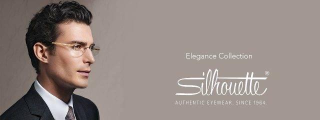 Silhouette Elegance male profile 640x240